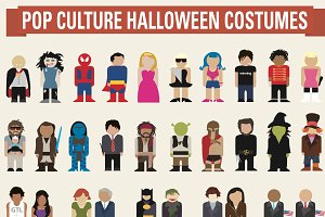 Halloween Pop Culture Costume Ideas