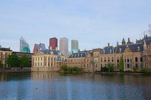 city center of Den Haag
