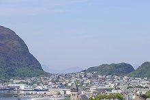 Alesund view