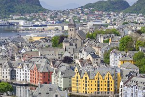 Alesund view