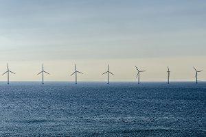 marine wind farm, Copenhagen