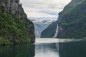 Norway, Geiranger fjord