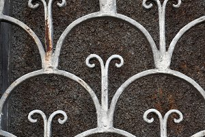 Vintage Rusty Pattern