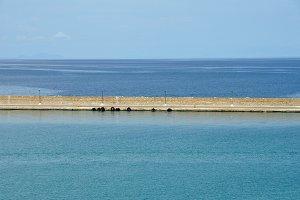 Jetty Wall Sea
