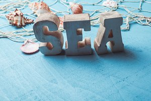 Sea interior decorations