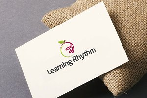 Learning Rhythm Education Logo