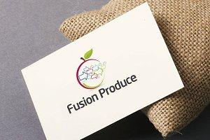 Fusion Produce Logo