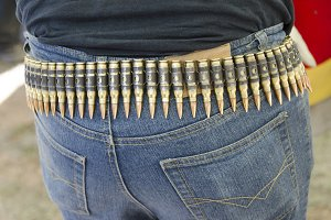 Bullets belt