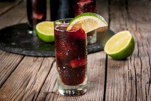 Spanish cocktail, Calimocho