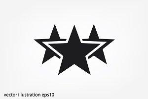 3 star icon