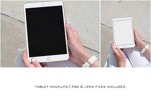 iPad Mockup PSD+JPEG