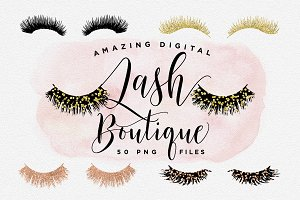 Digital Lash Boutique - Eye Lashes