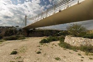 Bridge of the Bimillennial in Elche