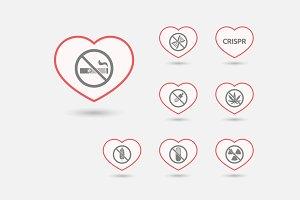Heart Health Set 06