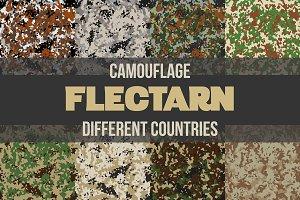 Flectarn Camouflage Set