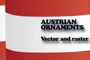 Austrian ornaments