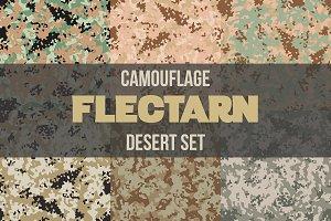 Desert Flectarn Camo Set