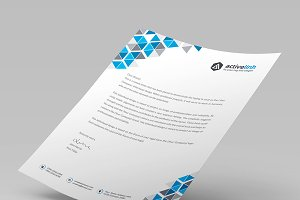 Active Link Corporate Letterhead
