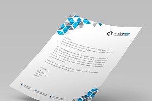 Active Link Corporate Letterhead