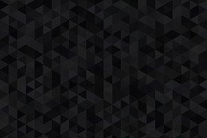Dark abstract luxury pattern