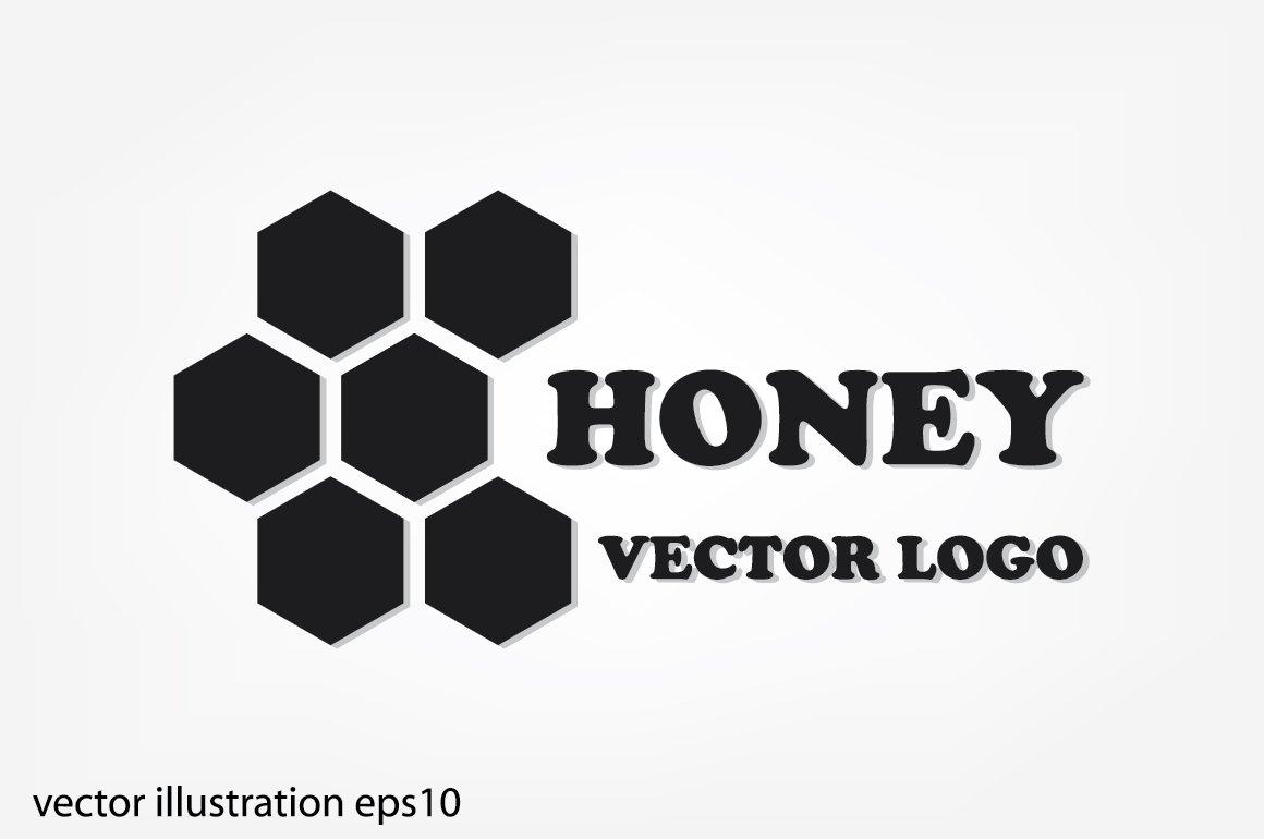 Honey Logo Icon Icons Creative Market