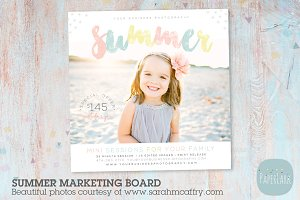 IH017 Summer Marketing Board