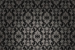 Damask Baroque Seamless Pattern