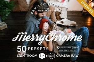 Merrychrome ACR & Lightroom Presets