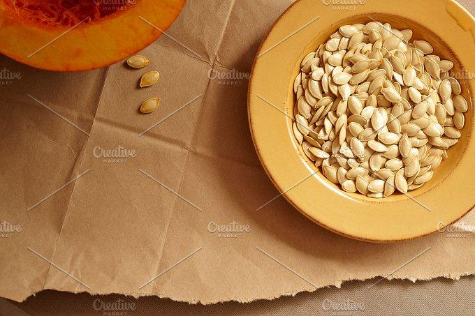 how to cook fresh pumpkin seeds