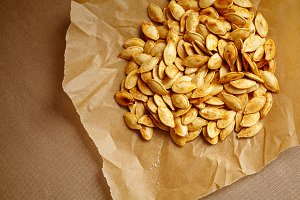 Toasted & Seasoned Pumpkin Seeds