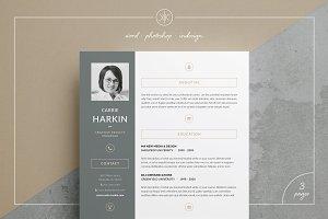 Resume/CV | Carrie