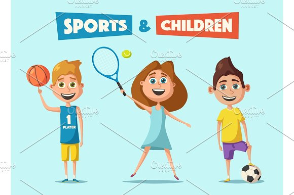 Sports and children