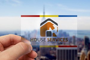 House Services Logo