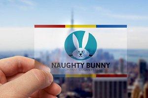 Naughty Bunny Logo