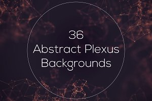 Plexus Backgrounds Vol3