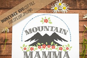 Mountain Mamma cut file