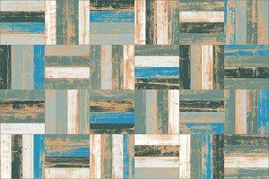 Seamless wood parquet texture (chess various)