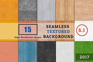 15 SEAMLESS TEXTURE Set 1