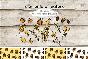 Elements of nature bundle