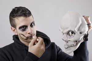 The death: preparing