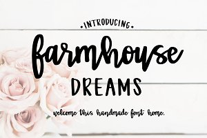 Farmhouse Dreams Script