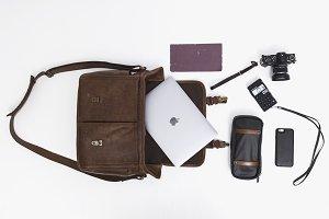 Contents of a Bag