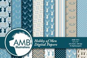 Hobbies of men papers AMB-1872