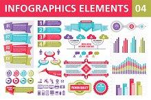 Infographics Elements 04