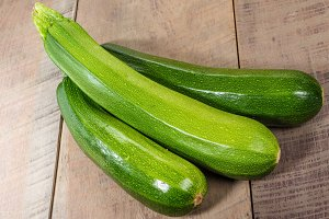 Green summer squash