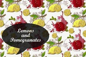 Lemons & Pomegranates