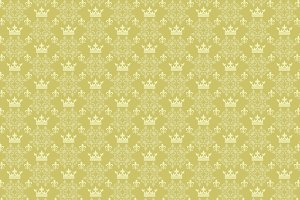 Green wallpaper, seamless pattern