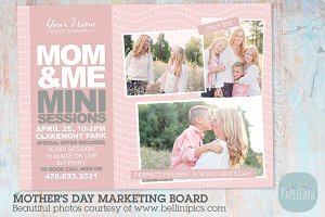 IM024 Mother's Day Marketing Board
