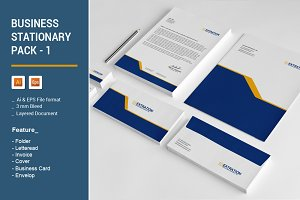 Business Stationary Pack - 1
