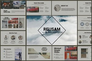 Reusam Multipurpose Powerpoint